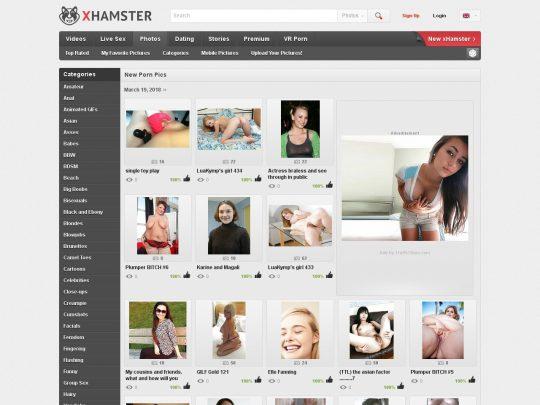 XHamster Photos