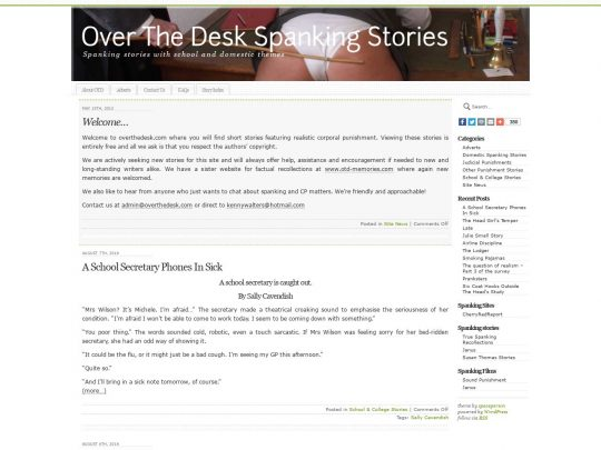Spanking Stories