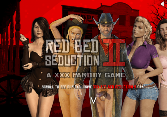 Red Bed Seduction